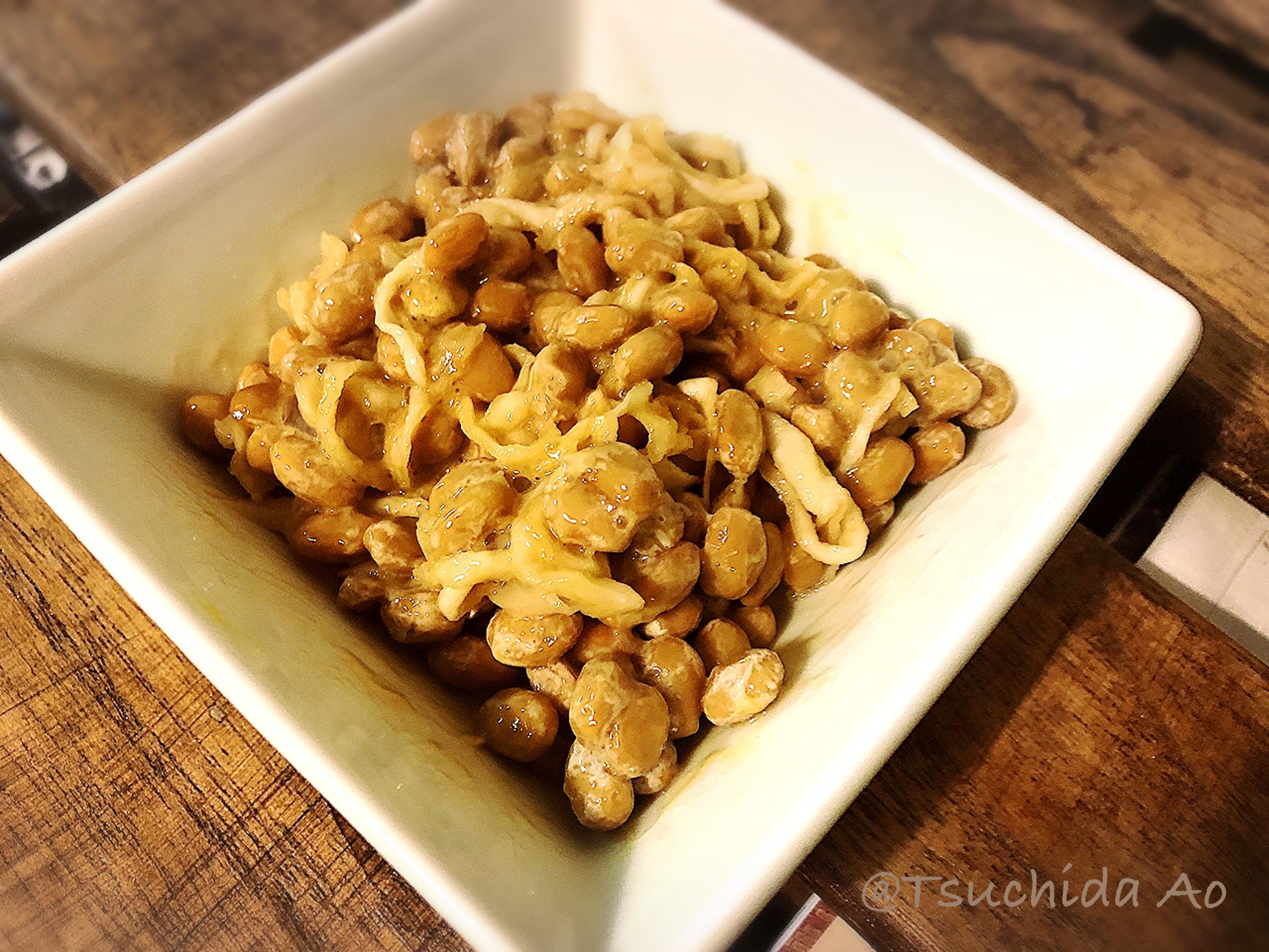 アイラップで下ごしらえ!茨城の郷土料理、『そぼろ納豆』